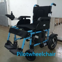 Electric wheelchair (lithium battery) PG Drives E9888