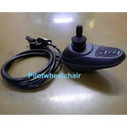 PG Controllers for Electric Wheelchairs