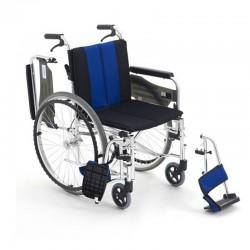 日本 MIKI 厚墊 多功能手推輪椅