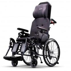 台灣 Karma 高背油壓輪椅 潛隨挺502