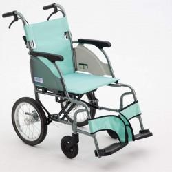 日本 MIKI MOC-43J(LK2) 超輕鋁鈦合金輪椅